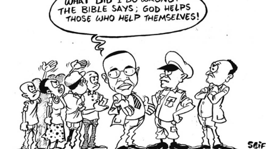 The head of a religious NGO has been arrested for embezzling Rwf 600m.