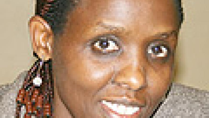 Agnes Kalibata, State Minister for Agriculture.