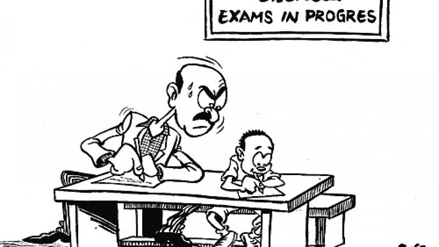 The majority of cases of cheating in the A' Level examinations were by Mature candidates.