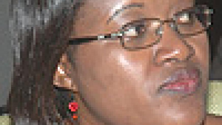 Minister for EAC Monique Mukaruliza.