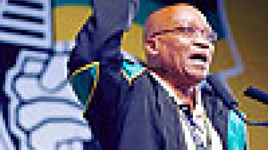 Jacob Zuma is under pressure to deliver on his campaign promises