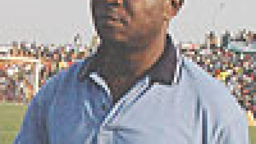 WANTS TO RETURN: Ex-Rayon Sport coach Raoul Shungu.