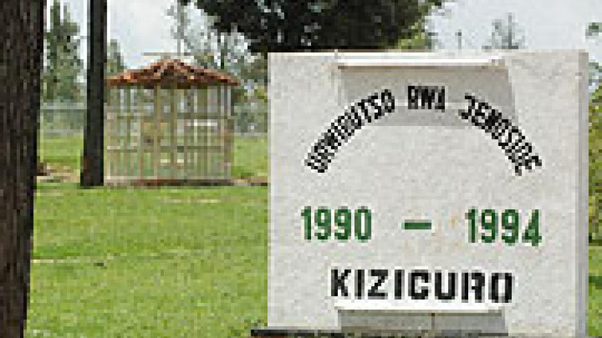 Kiziguro Memorial Site
