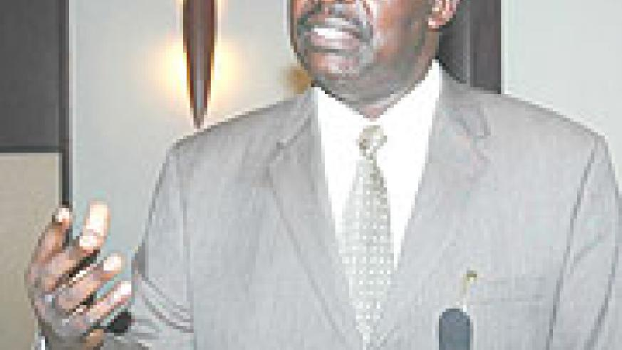 The BNR head, Francois Kanimba banned QuestNet because it was a pyramid scheme.