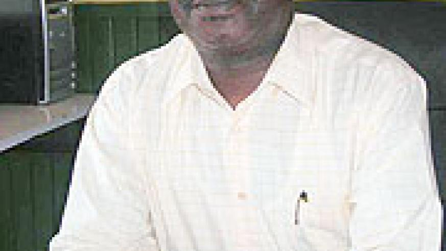 Mayor Célestin Kalabayinga