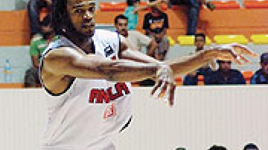 Angolan forward, Joaquim Gomes is the reigning most valuable player of the FIBA Africa Championship due to his scintillating performance in the 2007 edition on home ground.