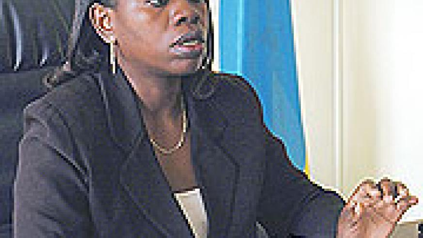 IN ISRAEL: Commerce Minister Monique Nsanzabaganwa