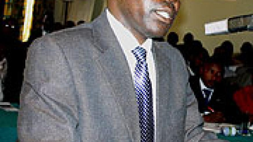 Cyprien Nsengimana  has disappeared for almost a week.