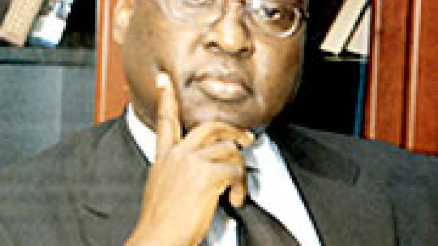 Kaberuka Donald – ADB president (The African bank says that the projected growth rate of three per cent could be too optimistic for 2009)