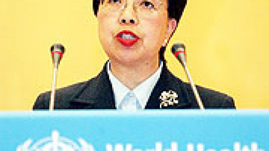 Dr. Margaret Chan, the Executive Director of the World Health Organisation, opened the 59th Session of the WHO Regional Committee for Africa that is being held at the Kigali Serena