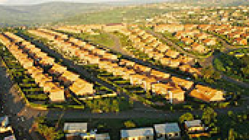 Gacuriro Estates, to be boosted by SSFR