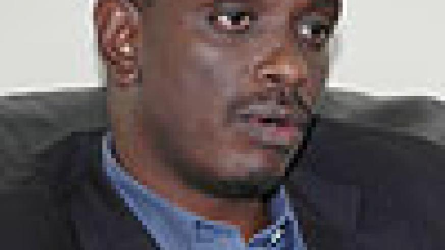 ALL IS WELL:  Minister of Health, Dr. Richard Sezibera
