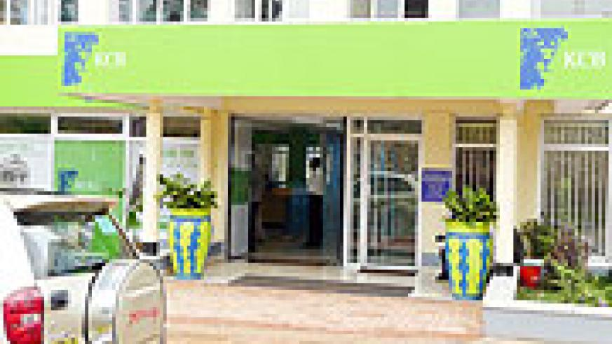 KCB head office : Tough start for the bank. (file photo)