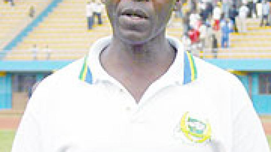 Atraco's head coach Sam Timbe is yet to make a major signing. (File photo)