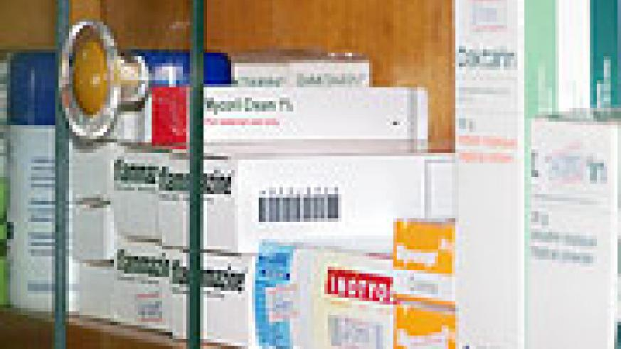 Pharmaceutical patents obscure quick health progress.