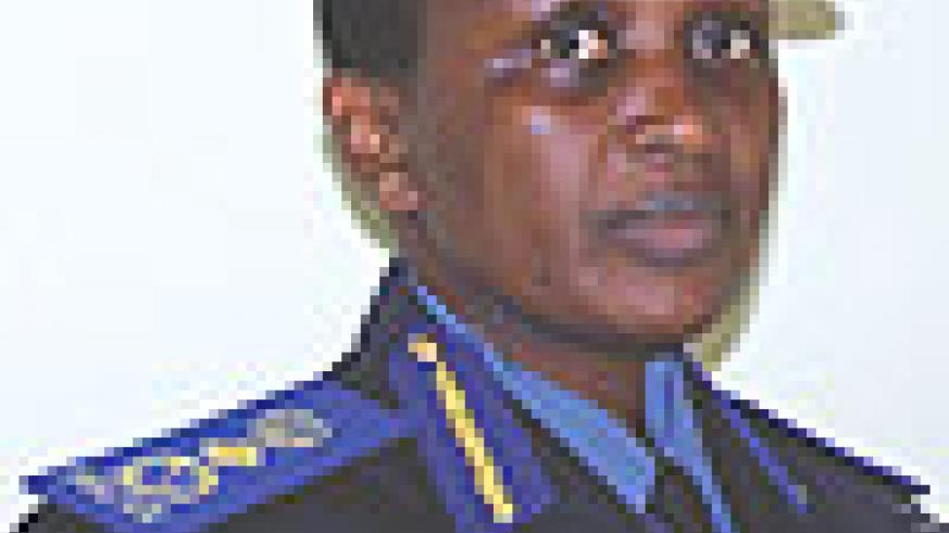 CONCERNED:  Acting Commissioner General of Police, Mary Gahonzire.