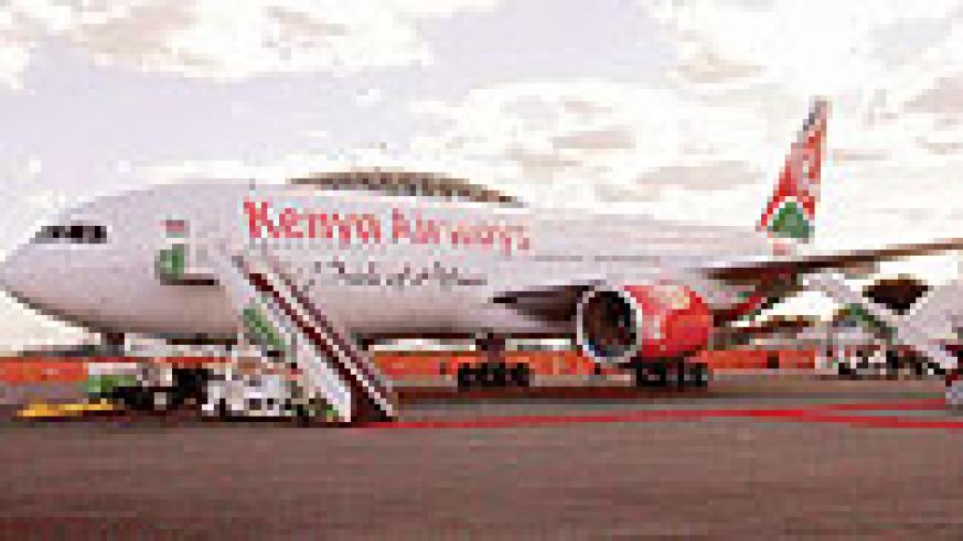 Kenya Airways is leading the pack with 36 African routes that now account for more than half of its annual revenues.(Net photo)