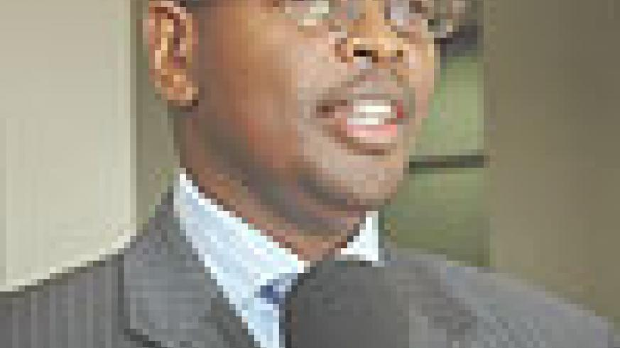 CALLED FOR MORE GOVT EXPENDITURE: James Musoni