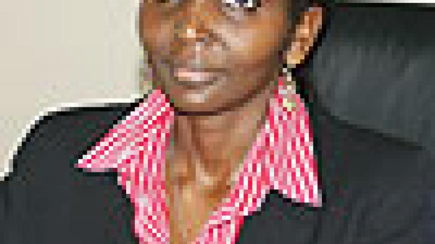 THEY WILL GET WELL: King Faisal Hospital Chief Executive Officer, Juliet Mbabazi