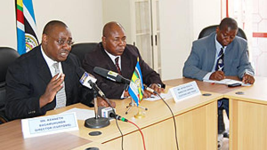 Kenneth Bagamuhunda says EAC envisions promoting production efficiency, promotion of local, cross-border and foreign investment, and industrial diversification for economic development.