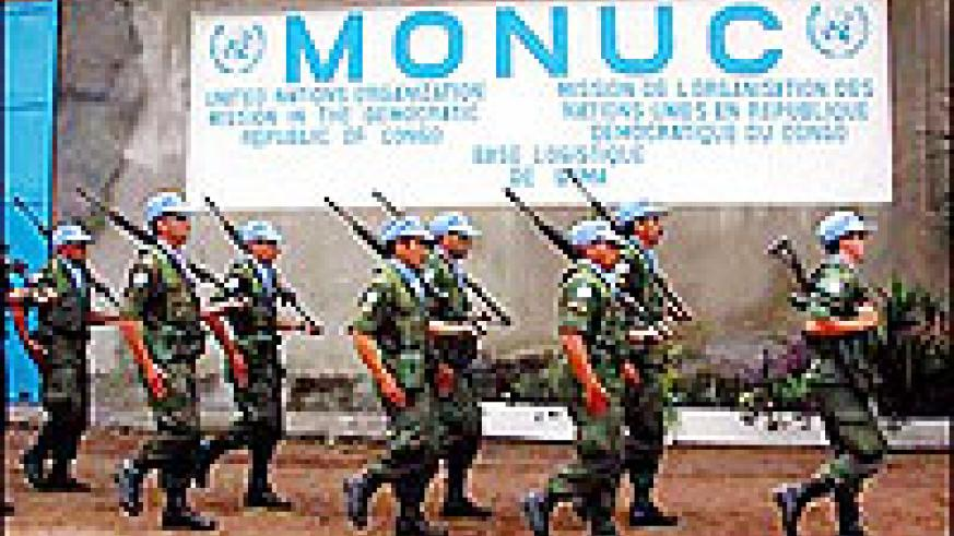 MONUC troops. Are they collaborating with FDLR as is reported?