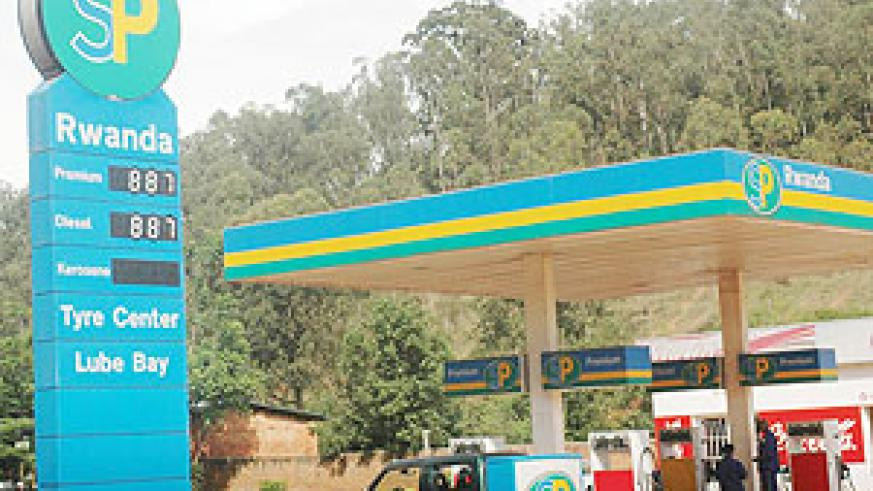 Local fuel pump prices creeping up steadly. (Photo J Mbanda)