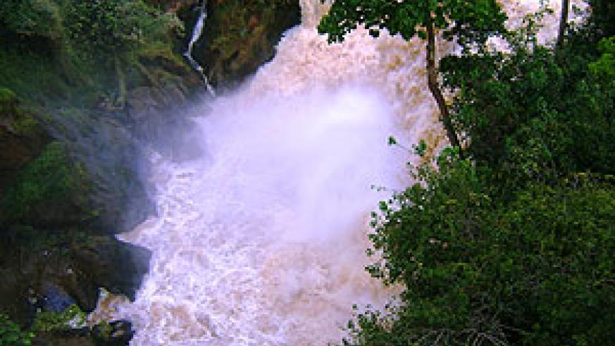 Rusumo falls at Akagera river could generate electricity
