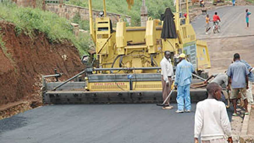 Constractors accused of  producing shoddy work. (File photo)