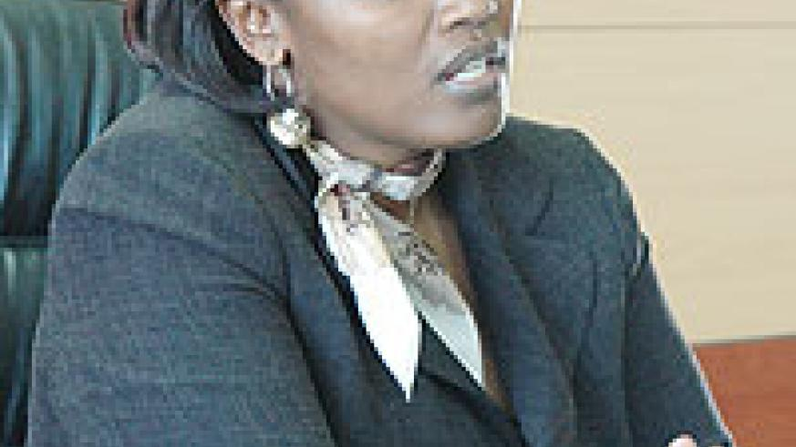 Mary Baine, RRA's Commissioner General.(file photo)