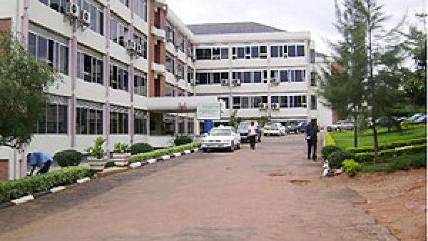 KIST premises. Students are complaining about examination rules and procedures.