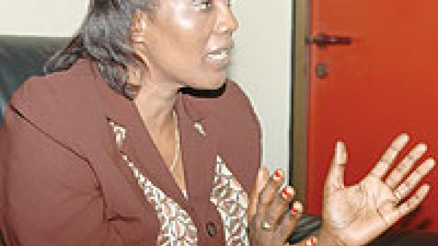 EMPHASIZED TOLERANCE: Rose Mukantabana