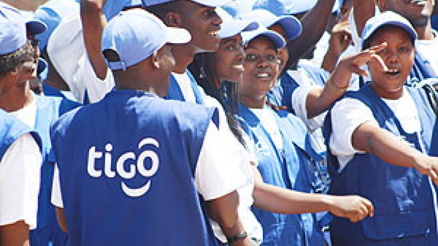 Tigo comes in, competition steepens and we get better services.