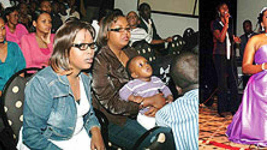 L-R : It was generally a family event;It was a moment to humble before God.