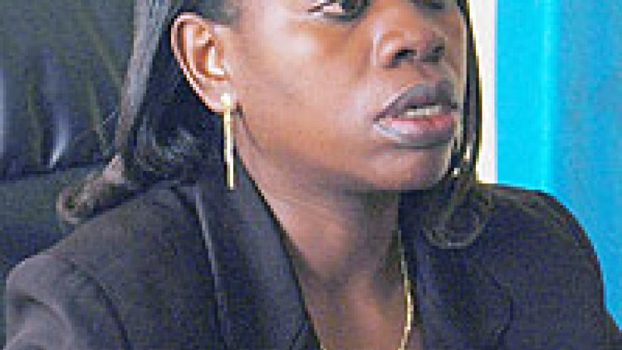 Commerce Minister Monique Nsanzabaganwa. (File photo)