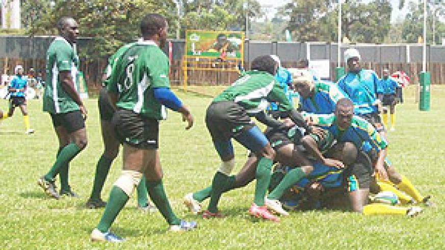FRESH TEST AWAITS: Silverbacks are set to play their first competitive 15-aside match in six months. (File Photo)