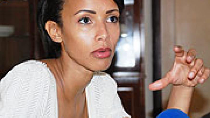 CARING:  Sonia Rolland