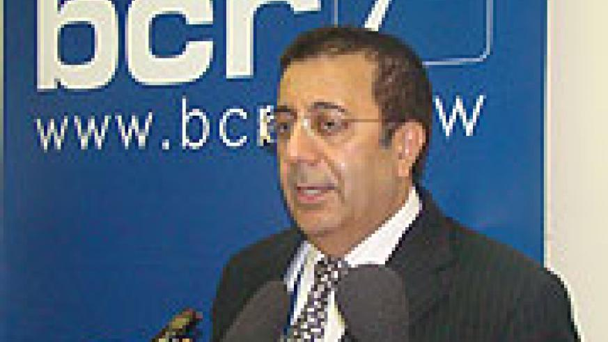 Sanjeev Anand, the Managing Director of BCR