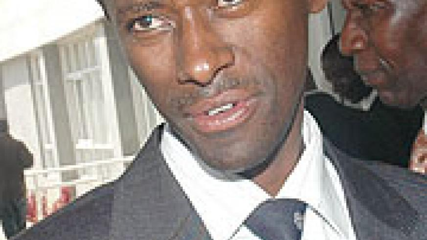 SFAR Director General Emmanuel Muvunyi