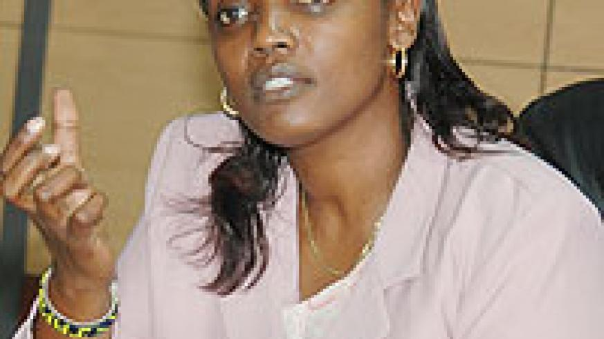 Mary Baine the Director General of RRA. (File photo)