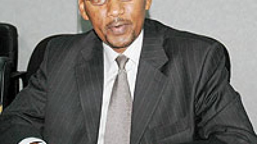 Finance Minister, John Rwagombwa (File Photo)
