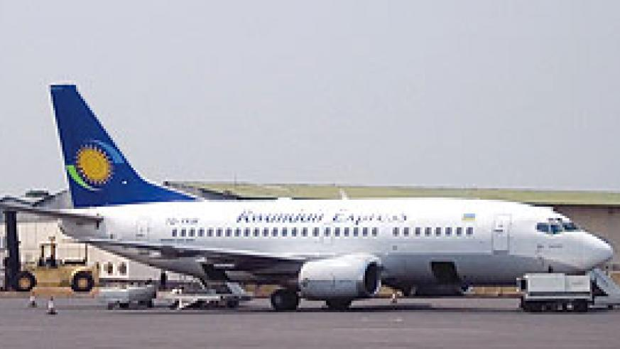 Rwandair will benefit from the new jurisdiction. (File photo)