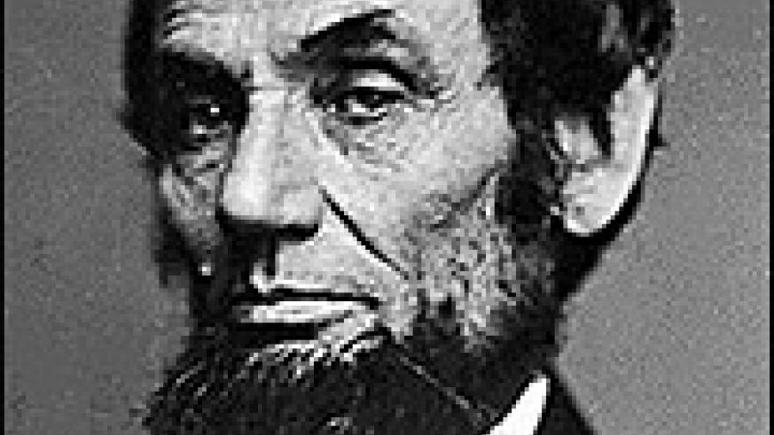 Abraham Lincoln is said to have freed the slaves. A disputed belief