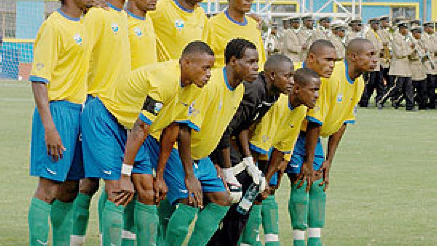 A positive display by Amavubi will be good consolation for the team after falling short in last year's Cecafa /Orange championship which was held in Kenya.