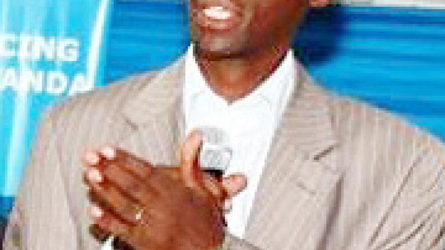 The head of SFAR, Emmanuel Muvunyi. SFAR has to treat students with more understanding
