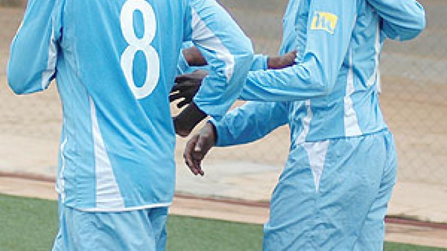 Rayon squandered a two-goal lead to  level with APR yesterday. (File Photo)