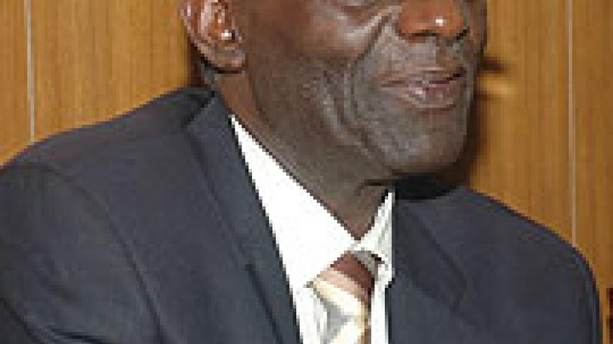 HAS RESIGNED: Prof. Chrysologue Karangwa