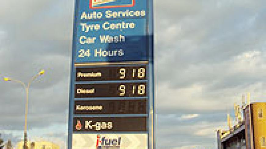 Fuel prices hike