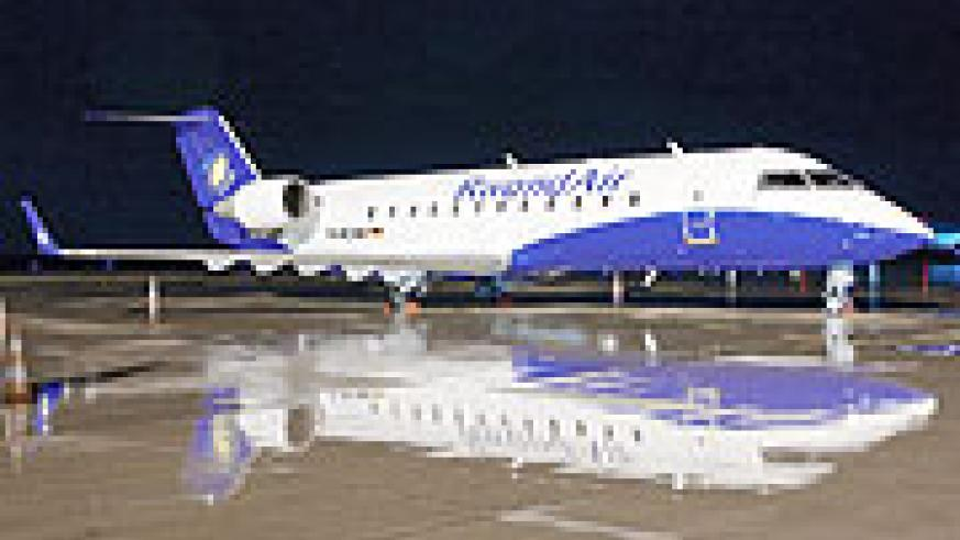 RwandaAir set to start operations in DR Congo. (File Photo)