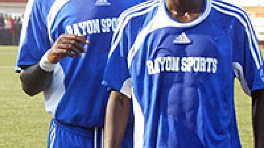 Rayon players had a frustrating evening yesterday after being held to a goalless draw by Kiyovu.