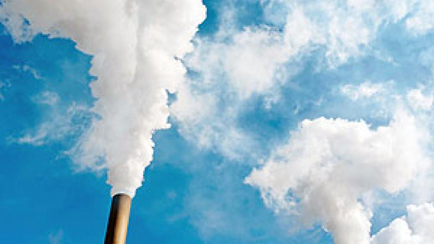 Industralised countries are obligated to significantly cut back on  the emission of greenhouse gases that cause global warming.